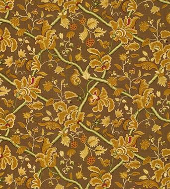 Thibaut Denmark Brown F96031  textil - Paisley Home