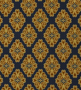 Thibaut Montgomery Navy F96012  textil - Paisley Home