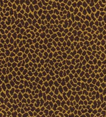 Thibaut Tanzania Brown on Camel W7287  textil - Paisley Home