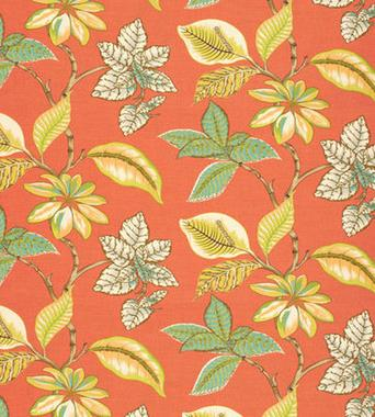 Thibaut Lucala Coral F95754  textil - Paisley Home