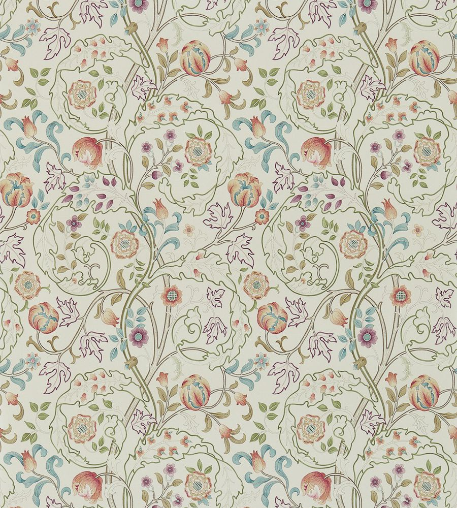 William Morris Mary Isobel Rose/Artichoke tapéta - Paisley Home