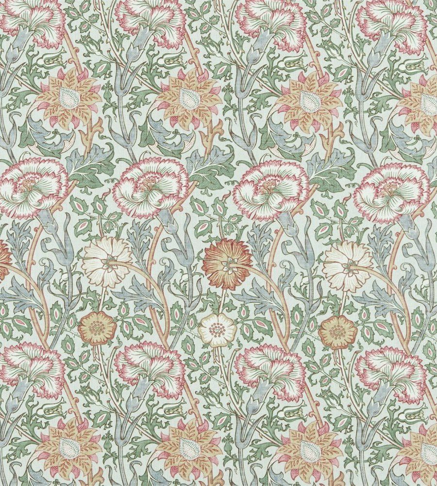 William Morris Pink & Rose Eggshell/Rose textil - Paisley Home
