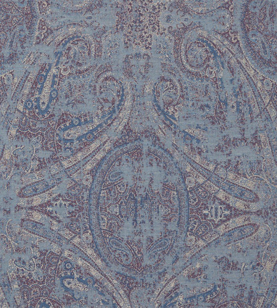 Zoffany elswick paisley indienne textil paisley home for Paisley house