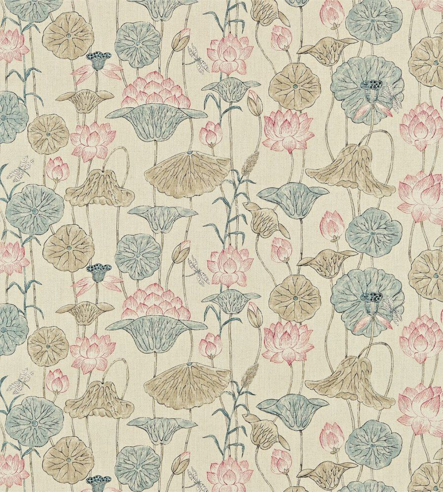 Zoffany Lotus Flower Indienne textil - Paisley Home