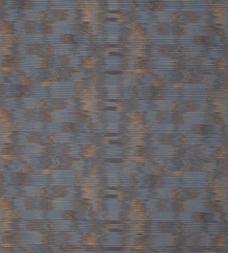 Zoffany Neve Blue Umber textil - Paisley Home
